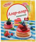 Агар-агар пищевой 10г