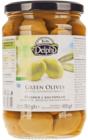 Оливки с косточкой в рассоле 700г