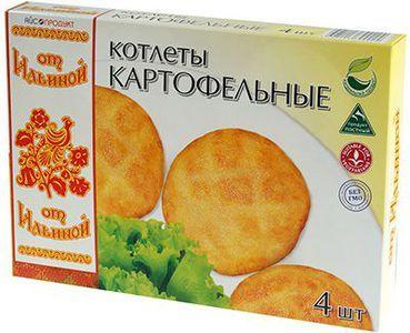 Котлеты картофельные 300г