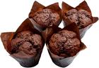 Маффин шоколадный с черникой 1,17кг