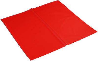 Пленка для упаковки цветов матовая Красная