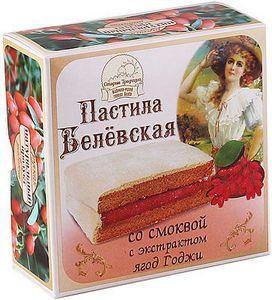 Белевская пастила со смоквой из ягод годжи 250г