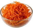 Морковь по-корейски 350г