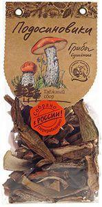 Грибы подосиновики сушеные 45г