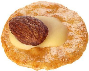 Рисовое печенье Сыр с миндалём 66г