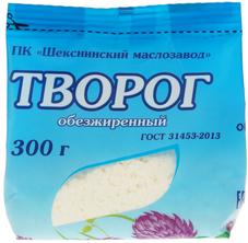 Творог Шекснинский 1,8% жир., 300г
