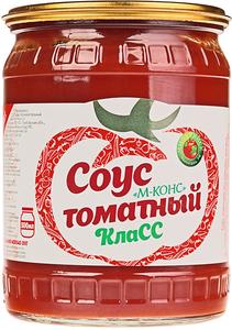 Соус томатный КлаСС 500мл