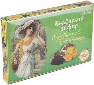 Белевский зефир в шоколаде Одуванчик 250г