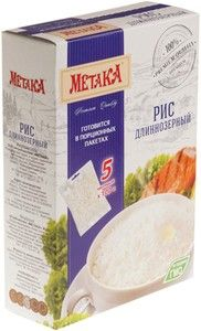 Рис длиннозерный премиум 500г