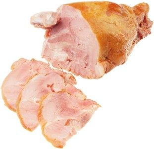 Рулька свиная варено-копченая ~ 450г