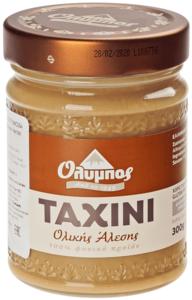Тахини кунжутная паста с какао 300г