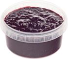 Смородина черная перетертая с сахаром 200г