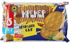 Печенье крекер со вкусом сыра 400г