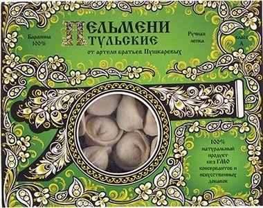 Пельмени Тульские из баранины 450г