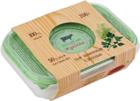 Сыр плавленый с зеленью 50% жир., 200г