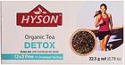 Чай Хайсон зеленый органический Detox 23г