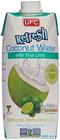 Кокосовая вода Refresh c тайским лаймом 500мл