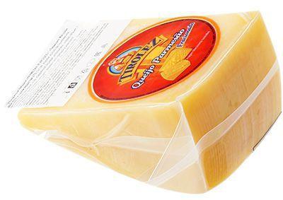Сыр твердый Пармезан 37% жир., ~ 250г