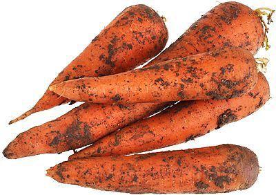 Морковь сладкая 1кг