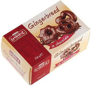 Пряники с шоколадом  Lambertz  250г