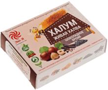 Живая халва Халум Шоколадное Время 150г