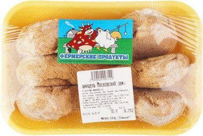 Шницель Московский из куриного мяса ~ 700г