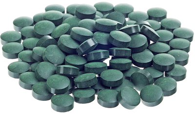Спирулина в таблетках 100г