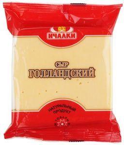 Сыр Голландский 45% жир. 250г