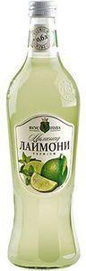Лимонад Лаймони 0,6л