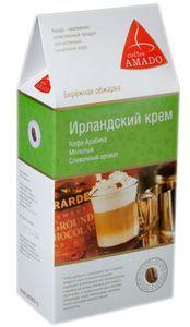 Кофе AMADO Ирландский крем 150г