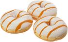 Пончики донатс карамельные 408г