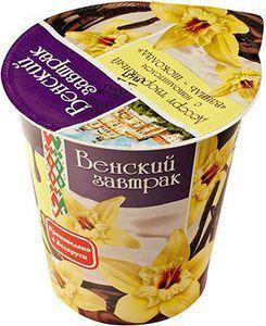 Десерт творожный Ваниль-шоколад 4% жир., 150г
