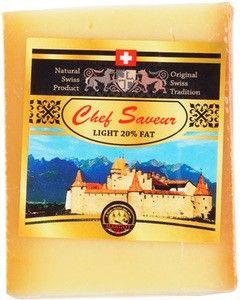 Сыр Шеф Савье 20% жир., 200г