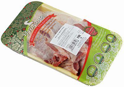 Рагу из мяса утенка ~ 850г