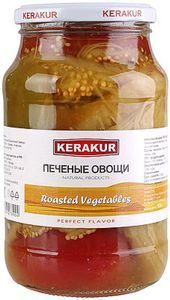 Печеные овощи 920г