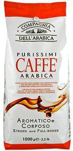 Кофе DELL'ARABICA Пуриссими 1кг
