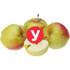 Яблоки Богатырь УЦЕНКА ~ 1кг