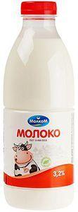 Молоко питьевое 3,2% жир., 950мл