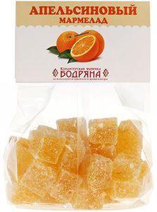 Мармелад апельсиновый 200г
