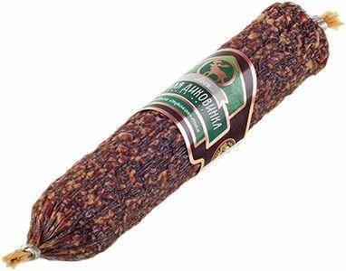 Колбаса из мяса лося ~ 250г