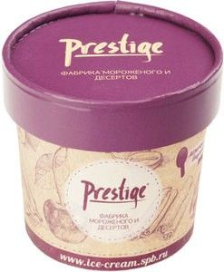 Мороженое пломбир фисташка с миндалем 17% жир., 70г