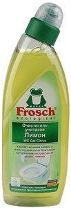 Очиститель унитаза Лимон 0,75л