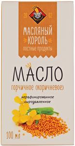 Масло горчичное 100мл