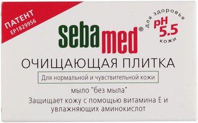 Мыло без мыла Себамед 100г