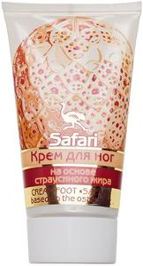 Крем для ног Сафари 125г