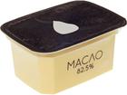Масло сладко-сливочное фермерское 82,5% жир., 200г