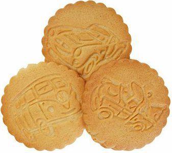 Печенье детское Тачки 1кг