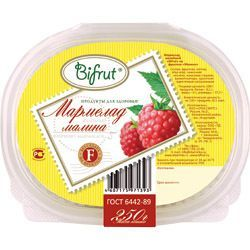 Мармелад Малина на фруктозе 250г