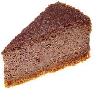 Торт чизкейк шоколадный 600г