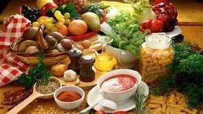 Традиционные блюда в великий пост